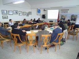Migration ENS Martil 2011